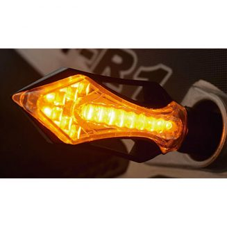 DIRECCIONALES TRIANGULAR LEDS DE 12V